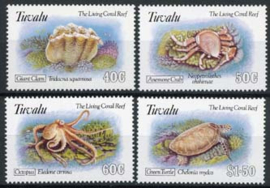 Tuvalu, michel 659/62, xx