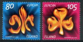IJsland, michel 1168/69, xx