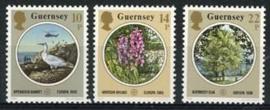 Guernsey, michel 358/60, xx