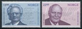 Noorwegen, michel 1482/83, xx