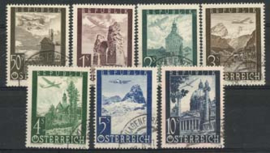 Oostenrijk, michel 822/28, o
