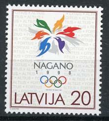 Letland, michel 474, xx