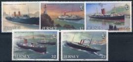 Jersey, michel 491/95, xx