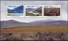 Ierland, michel blok 86, xx