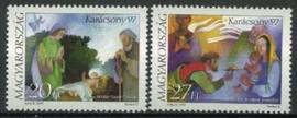Hongarije, michel 4471/72, xx