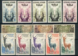 Togo, michel 247/60, xx
