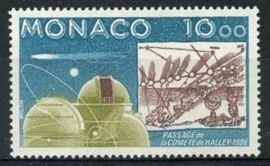 Monaco , michel 1761 , xx