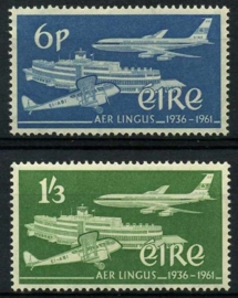 Ierland, michel 148/49, xx