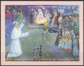 Vaticaan , michel blok 24, xx