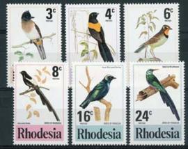 Rhodesie, michel 188/93, xx