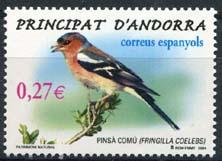 Andorra Sp., michel 313, xx