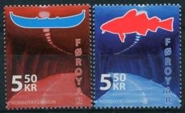 Faroer, michel 572/73, xx