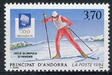 Andorra Fr., michel 462, xx