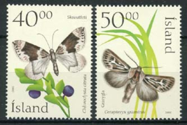IJsland, michel 963/64, xx