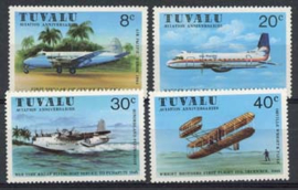 Tuvalu, michel 129/32, xx