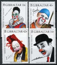 Gibraltar, michel 1002/05, xx