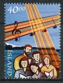 IJsland, michel 942, xx