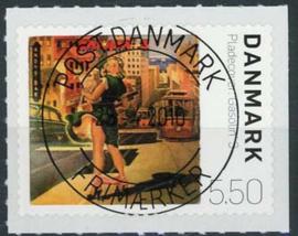 Denemarken, michel 1579, o