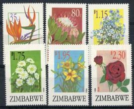 Zimbabwe, michel 526/31, xx