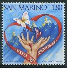 San Marino , michel 2421 , xx