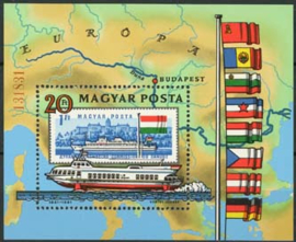 Hongarije, michel blok 153 A, xx