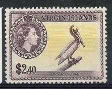 Virgin Isl., michel 122, x