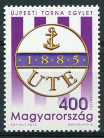 Hongarije, michel 5778, xx