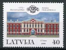 Letland, michel 527, xx