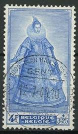 Belgie, obp 790, o