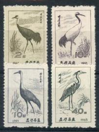 Korea N., michel 647/50, xx