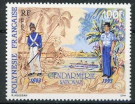 Polynesie, michel 643 II, xx