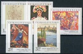 Tsjechoslowakije, michel 2294/98, xx