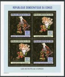 Congo (K), michel blok 197 A, xx