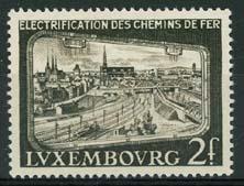 Luxemburg, michel 558, xx