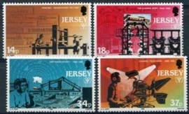 Jersey, michel 520/23, xx