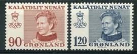 Groenland, michel 90/91, xx