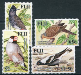 Fidji, michel 1202/05, xx