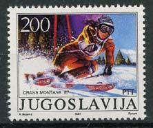 Joegoslavie, michel 2215, xx