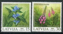 Letland, michel 608/09, xx
