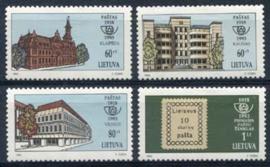 Litouen, michel 540/43 , xx