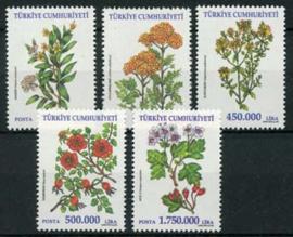 Turkije, michel 3272/76, xx