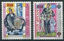 Vatikaan, michel 1058/59, xx
