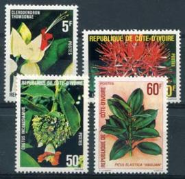 Ivoorkust, michel 628/31, xx