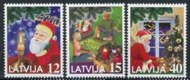 Letland, michel 514-16, xx