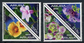 Aruba, nvph 407/10, xx