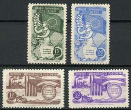 Turkije, michel 1391/94, x