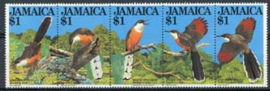 Jamaica, michel 550/54, xx