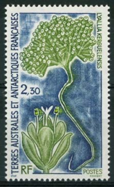 Antarctica Fr., michel 302, xx