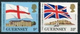 Guernsey, michel 284/85, xx