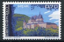 Luxemburg, michel 1844, xx